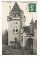 01 - ARTEMARE - Château Machuraz, Donjon  - 3328 - Francia