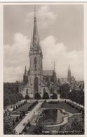 Wesel, Willibrodiplatz Und Kirche Gl1940 #F3547 - Allemagne