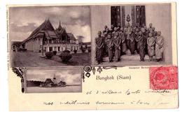 6624 - Bangkok ( Siam ) Thailande - Siamese Bonze - - Tailandia