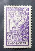 France (ex-colonies & Protectorats) > Madagascar  > 1889-1939 > Neufs  N° 193* - Nuovi