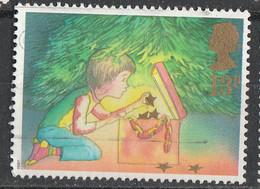 PIA - GRAN BRETAGNA : 1987 :  Natale : I Bambini E La Magia  Del Natale   -  (YV  1288) - Cristianesimo