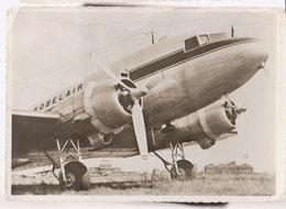 Cpsm Elisabethville  Avion Sobelair - Lubumbashi