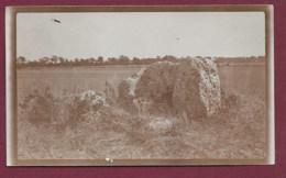070220 - PHOTO 1935 - 17 ST LAURENT DE LA PREE Dolmen - Altri Comuni