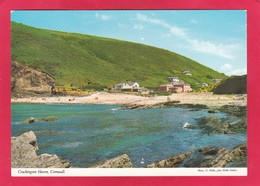 Modern Multi View Post Card Of Crackington Haven,Cornwall,England,P38. - Angleterre