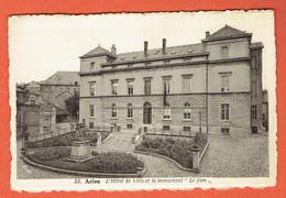 238 P3 - Arlon 33 - Hôtel De Ville Et Monument Le Jass - Arlon