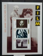 ALLEMAGNE FEDERALE  / YT BF 32 / CINEMA - METROPOLIS - FRITZ LANG / NEUF ** / MNH / COTE : 10.00 € - Cinema