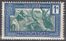 N° 161 A - X X - ( C 1925 ) - Madagascar (1889-1960)
