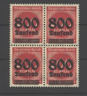 D.R.Nr.303,IV,xx,gep. - Ongebruikt