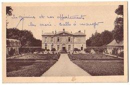 Meulan - Château De Villette - Meulan