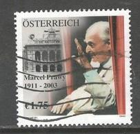 Oostenrijk, Mi 2411  Uit Blok 19 Jaar 2003, Hoge Waarde, Gestempeld - 1945-.... 2ème République