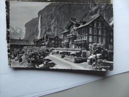 Zwitserland Schweiz Suisse BE Lauterbrunnen Dorf Schön - BE Berne
