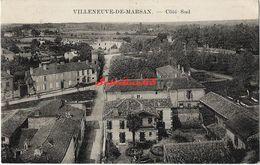 Villeneuve-de-Marsan - Coté Sud - 1927 - Villeneuve De Marsan