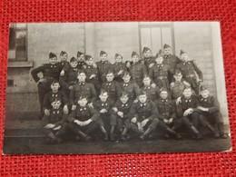 MILITARIA  -   Armée Belge  -  Photo De Groupe - Régiments