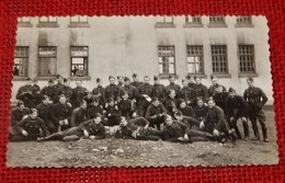 MILITARIA  -   Armée Belge  -  Photo De Groupe - Regimenten