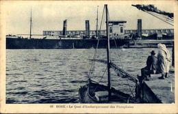 BONE  Quai D'Embarquement Des Phosphates - Otras Ciudades