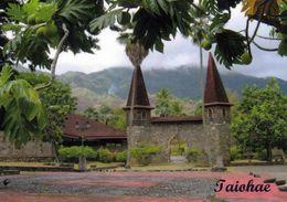 1 AK Französisch-Polynesien * Der Ort Taiohae Auf Der Insel Nuku Hiva - Diese Gehört Zum Archipel Der Marquesas * - Französisch-Polynesien