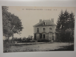 ROSIERES AUX SALINES LE HARAS N°10 (MEURTHE Et MOSELLE) - France