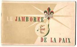 Scoutisme Jamboree De La Paix France 1947 Brochure 14x24cm 74 Pages Très Bon état - Livres Dédicacés