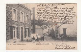 Carte  St Hubert - Saint-Hubert