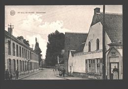 Sint-Gillis-Waas / St-Gillis-Waas - Blokstraat - De Bonte Koe, Koopman En Slachter - Uitgave Albert - Sint-Gillis-Waas
