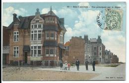 BRAY - DUNES - Immeubles Et Villas Sur La Digue - Vers 1905 - VENTE DIRECTE X - Bray-Dunes