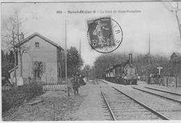 SAINT DIZIER La Gare De Saint Pantaléon - Saint Dizier