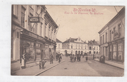 Carte    ST  Nicolas Waas - Altri