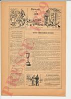 2 Scans Vin De Vial Allaitement Bébé Quinquina Quinine Marchand Coco Boisson Fontaine Wallace Filtre Eau Buron 226CH26 - Old Paper