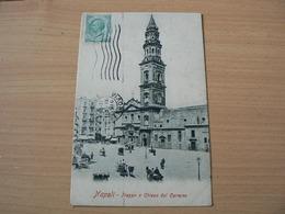 CP 217 / ITALIE / NAPOLI / NAPLES / CARTE VOYAGEE - Napoli (Naples)