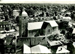N°3085 T -cpsm Aucey -la Plane , L'église- - Autres Communes