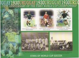Anniversaire De La Première Coupe Du Monde De Football 2005 -  XXX - Tuvalu