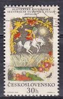 Cecoslovacchia, 1968 - 30h Cinderlad - Nr.1594 Usato° - Cecoslovacchia