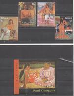 Paul Gauguin 2004 XXX - Tuvalu