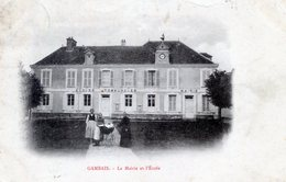 78  GAMBAIS   MAIRIE ET ECOLE - France