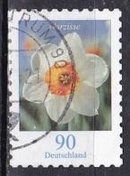 Germania, 200/06 - 10pf Narcissus - Nr.2326B Usato° - Usati