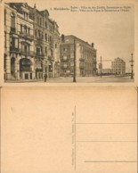 NB - [515396]B/TB//-Belgique  - Mariakerke, Baden, Villas Sur La Digue, Le Sanatorium Et L'Hydro - Belgique
