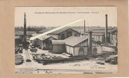 Dept 16 : ( Charente ) Fonderie Nationale De Ruelle. - Sonstige Gemeinden