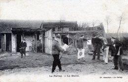 78  LE PERRAY  LE STAND DE TIR (ETAT D'USAGE) - Le Perray En Yvelines