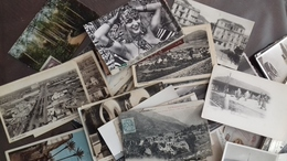 100 CPA CPSM ETRANGERES - Cartes Postales
