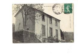Cpa - 48 - Saint-Privat-de-Vallongue - La Mairie -   1914 - BRUNEL PHOTO - Ponsard Edit - Frankreich