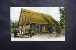 LITUANIE - MEMEL - Carte Postale - Ostseebad Schwarzott - Fischerhaus Ohne Schornstein - L 52362 - Lituanie