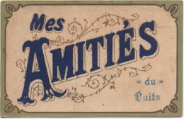 21 Mes Amitiés DU PUITS - Autres Communes