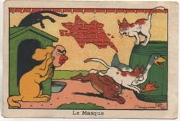 Illustrateur Benjamin RABIER : Le Masque - Rabier, B.