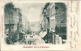 Charleroi - Rue De La Montagne -r - Charleroi