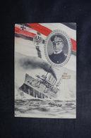 "MILITARIA - Carte Postale - Allemagne - Die Heldentat Des "" U9"" - Marine  - L 52367 - Guerra 1914-18"