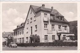 ALLEMAGNE TRITTENHEIM MOSEL Hotel Weinhaus ,voitute Année 1950 Volkswagen Coccinelle - Allemagne