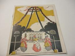 Mini Programme / Théatre De PARIS/ Arsenic Et Vieilles Dentelles /Kesselring/ Bovy-Stern-Marjac-Nono/1945-46     PROG256 - Programs