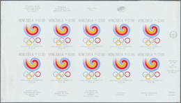 "Wunderkartons: 1960 - 1988, Bunte Mischung: 1960, Cuba: 1 C To 10 C ""Christmas / Notes"" Three Comple - Briefmarken"