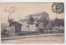 ESPAGNE PALMA De MALLORCA Convento De P Capuchinos - Palma De Mallorca