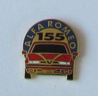1 Pins ALPHA ROMEO 155 Signé FORMULA - Alfa Romeo